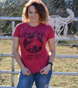 Red Rodeo State Fair Tshirt